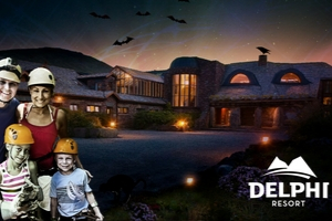 Spooktacular Halloween Experience in Connemara at Delphi Resort