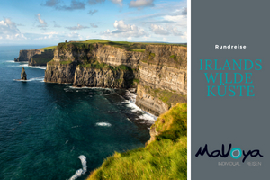 15 Tage Auto-Rundreise entlang des Wild Atlantic Way Irlands wilde Kste