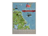 Map Of Ireland Tourist Attractions.Brochures Ireland Com