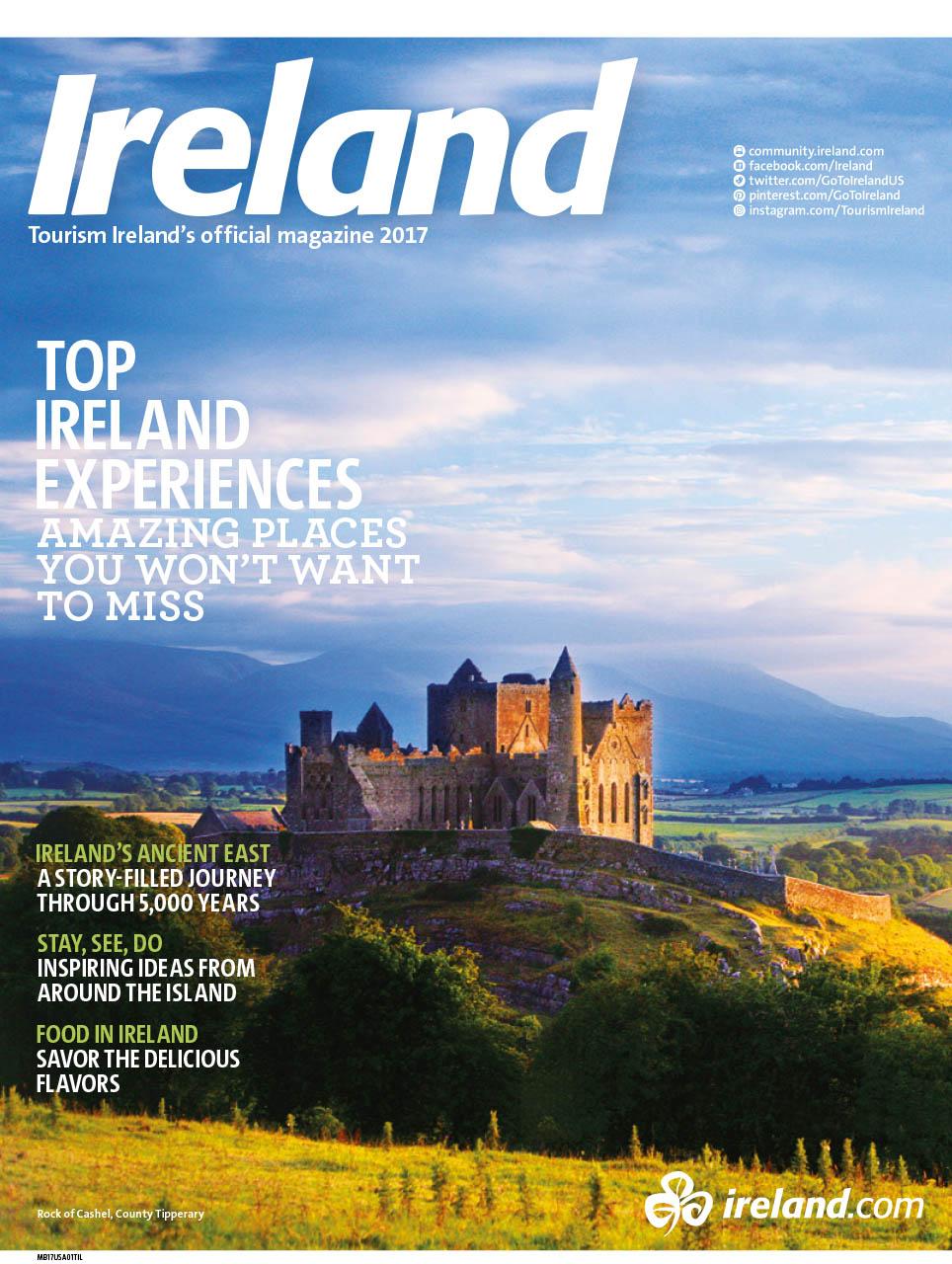 Atlantic City Golf >> Brochures | Ireland.com