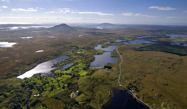 Lough Inagh, County Galway