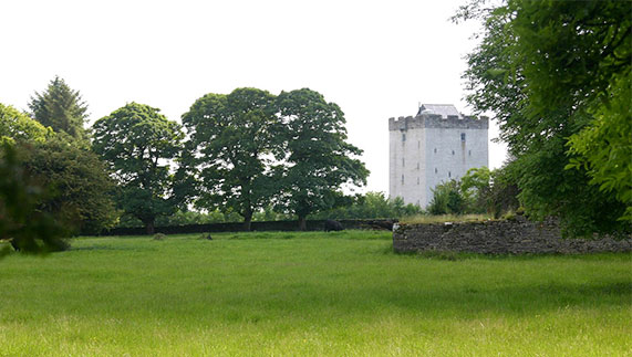 Turin Castle, County Mayo