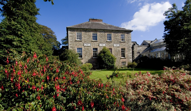 Kilmokea Country Manor and Gardens, County Wexford