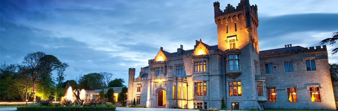 Lough Eske Castle, County Donegal