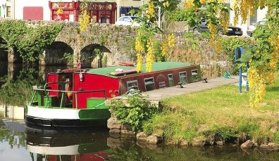 9. Riversdale Barge Holidays in county Leitrim