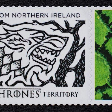 Game of Thrones®-Briefmarken