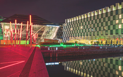 The Bord Gáis Energy Theatre