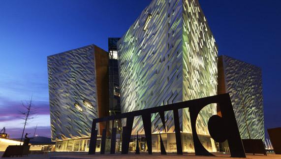 L Irlande En Famille Belfast Et Irlande Du Nord