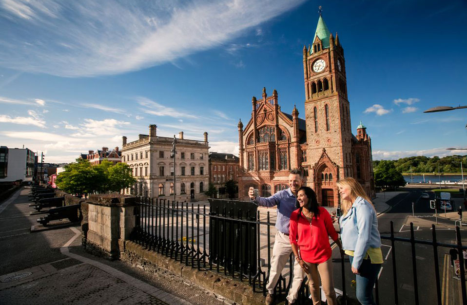 Guildhall, Derry~Londonderry
