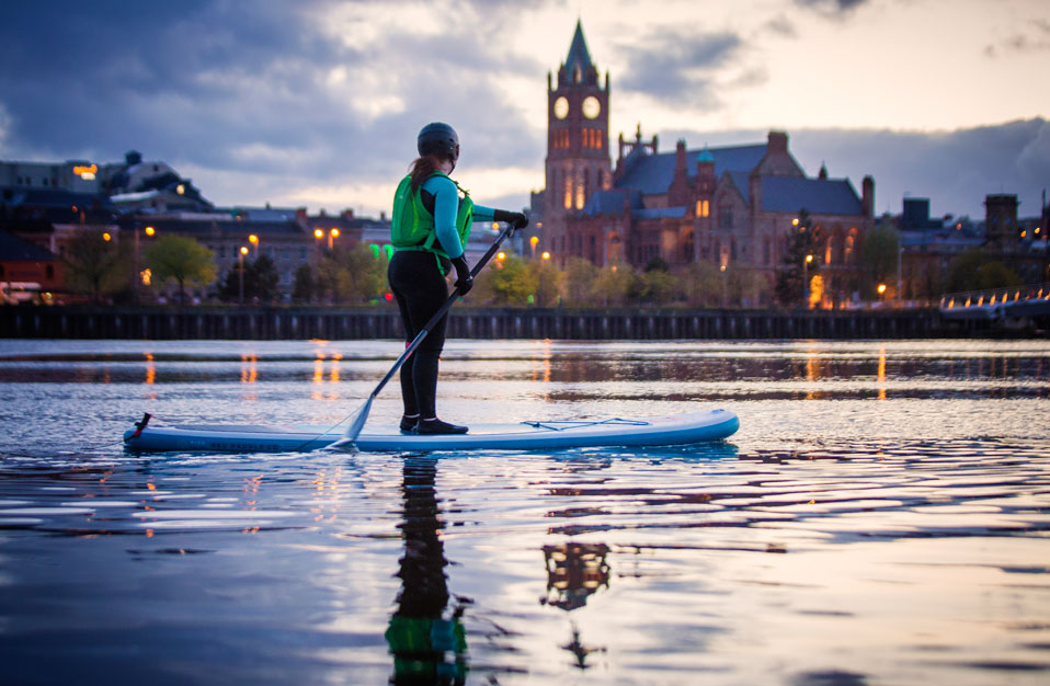 Stand-up paddle Derry