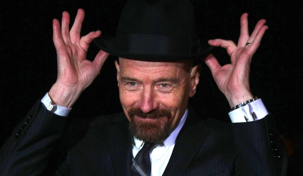 Bryan Cranston provided by Helga Esteb