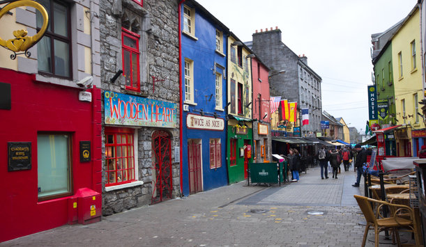 Start your day trips from Galway City fourni par Littleny