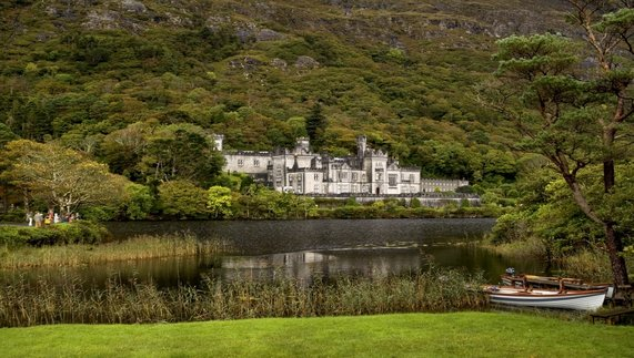 Kylemore Abbey and Gardens, Connemara