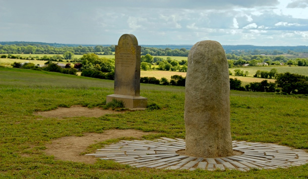 The Stone of Destiny, The Hill of Tara