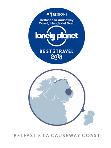 Lonely Planet Northern Ireland Belfast Causeway Coast
