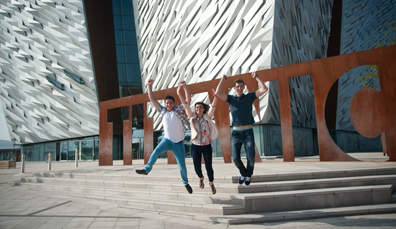 5 ways to see Belfast