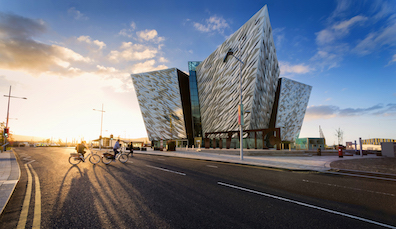 Belfast: Home of the Titanic