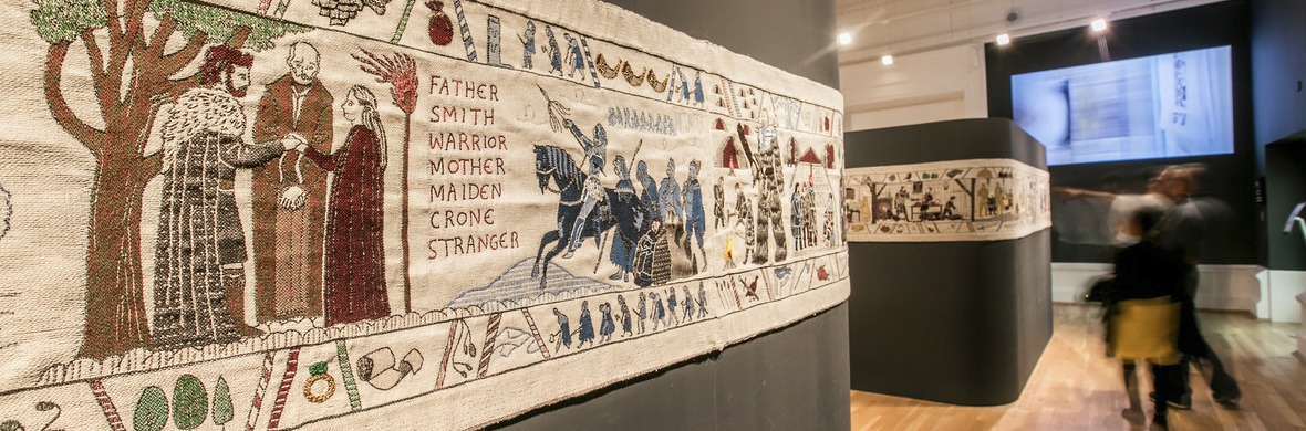 Game of Thrones® Tapestry, Ulster Museum