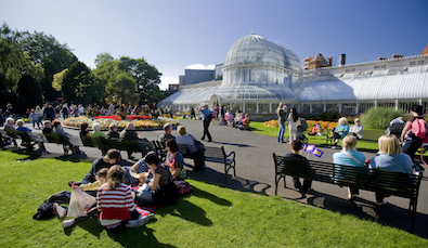 Belfast top 9 attractions