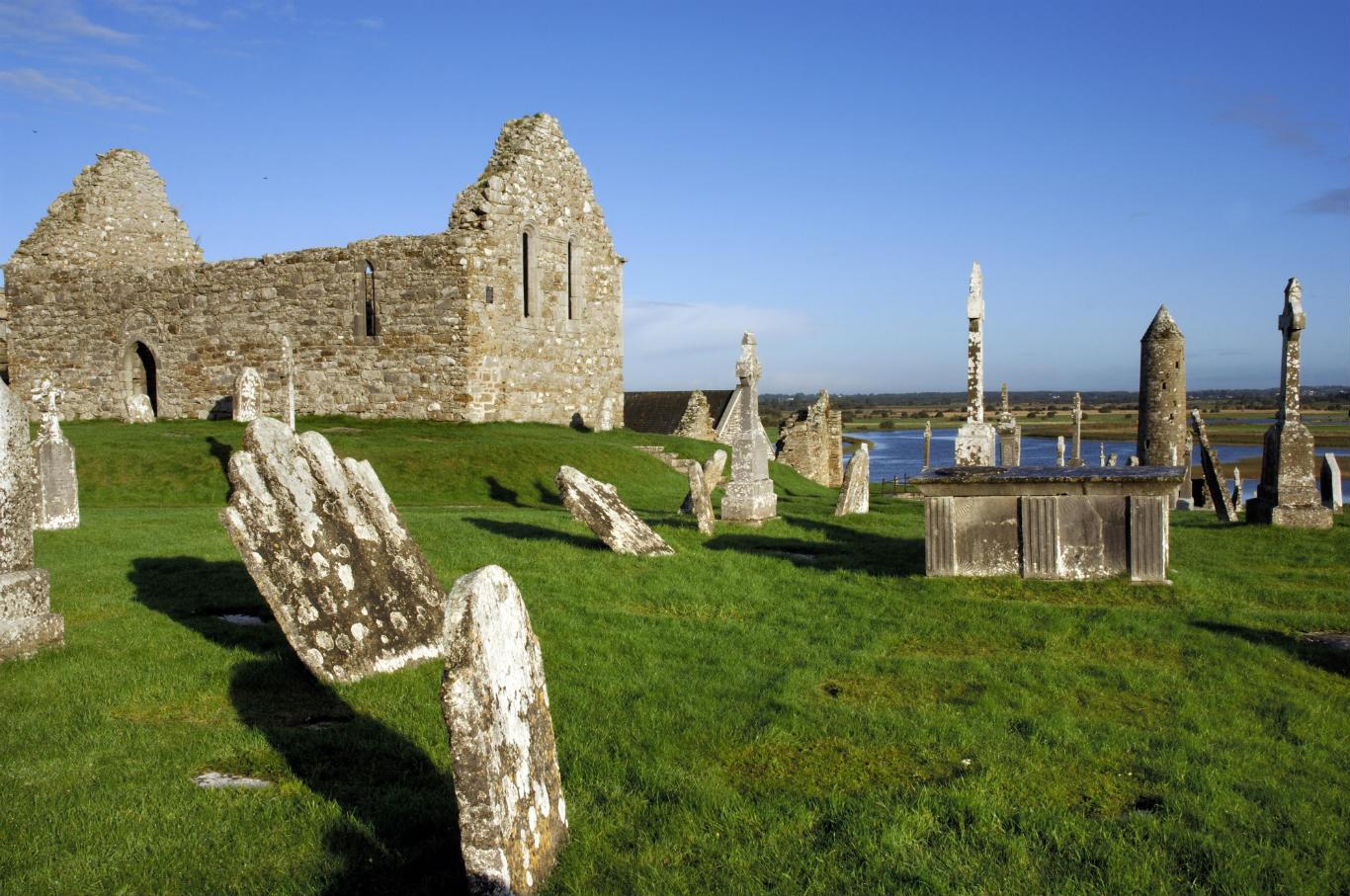 Clonmacnoise Castle