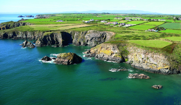 Copper coast, County Waterford
