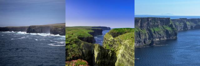 Loop Head, Cliffs of Moher, County Clare