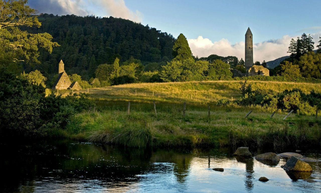 Glendalough Irelandcom