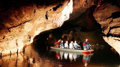 The Marble Arch Caves, County Fermanagh