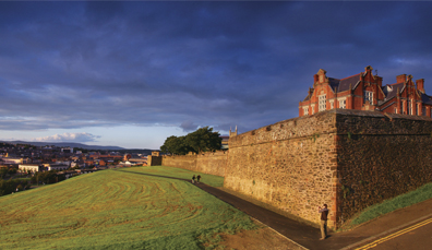 The city of Derry~Londonderry