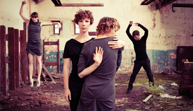 3. MAY: Dublin Dance Festival