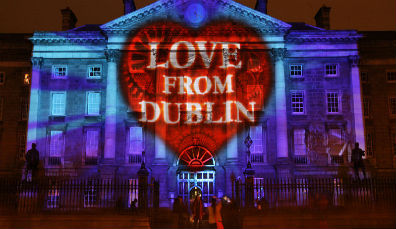 15. DECEMBER TOT JANUARI: NYF Dublin