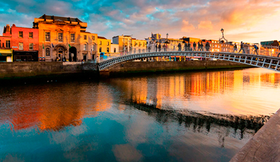 Dublin city: food and drink