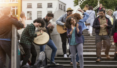 De stad Dublin city: zien, doen en beleven