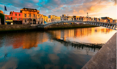 Dublin city: top attractions