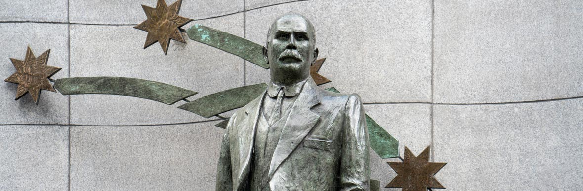 James Connolly statue, Beresford Place