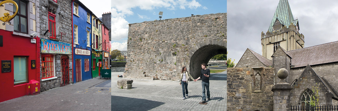 Galway City top 9 attractions