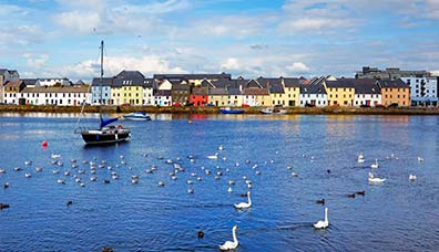 Galway city: top 9 attractions