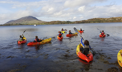 Connemara Green Festival (12-14 October)