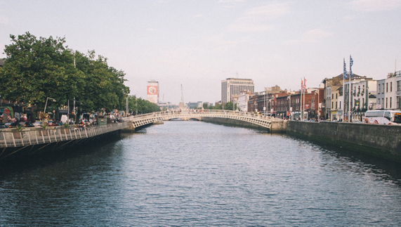 Many movies have been shot in Dublin's Fair City