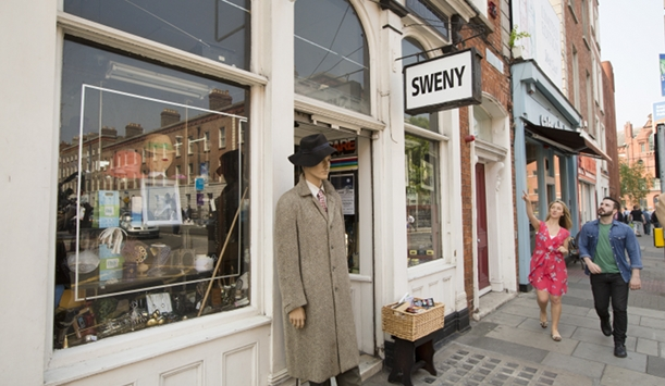 Sweny's Pharmacy, which featured in James Joyce's Ulysses