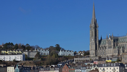 Cobh, formerly known as Queenstown
