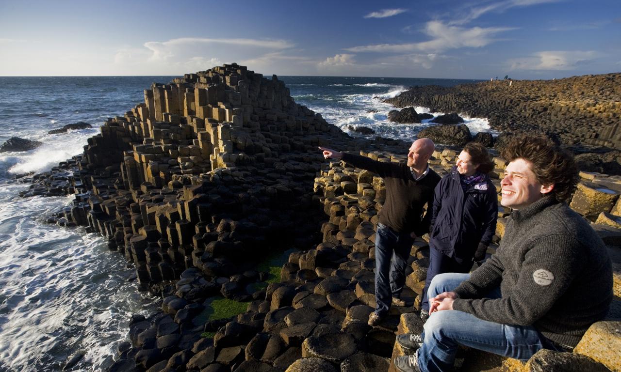The Giant's Causeway | Ireland.com