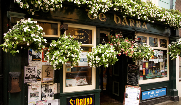 De Barra's, Clonakilty, County Cork