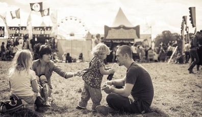 Electric Picnic, County Laois (September)