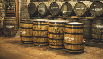 Kilbeggan Distillery, county Westmeath