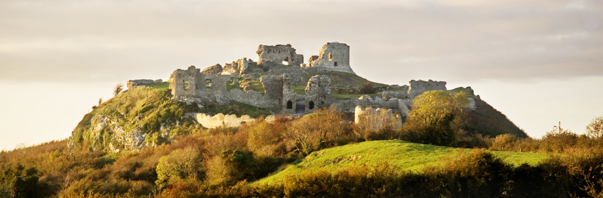 Rock of Dunamase, County Laois