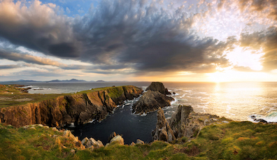 Location cinematografica: Malin Head