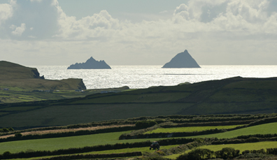 Toer rond over de Skellig Ring Drive