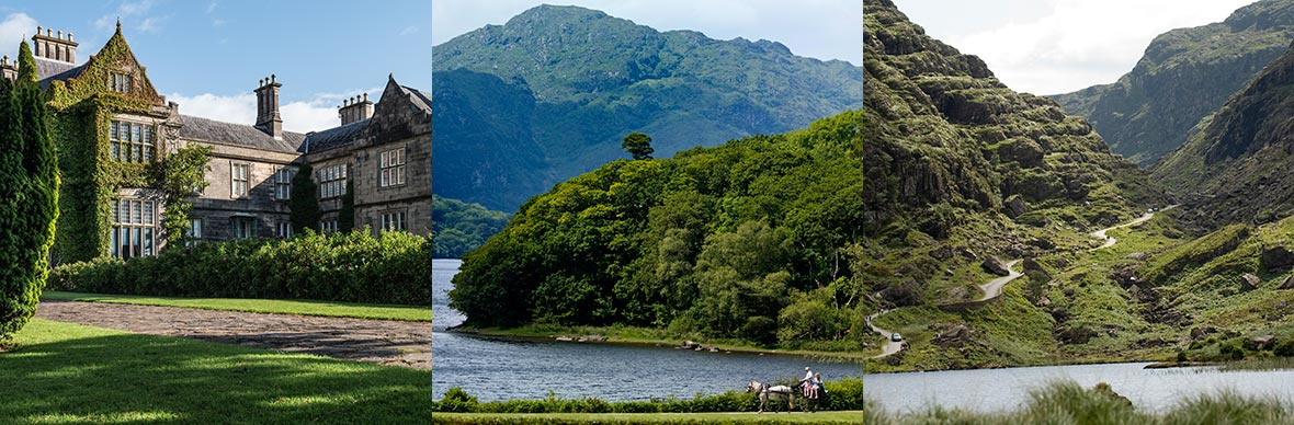 Main attractions, Ring of Kerry