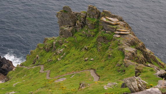 Skellig Michael, Co. Kerry, Ireland